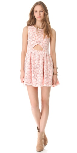 MINKPINK Fanciful Dress