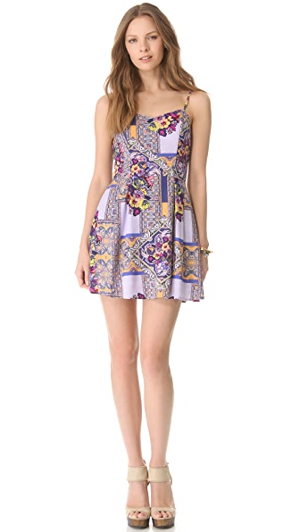 MINKPINK Distant Traveler Sundress
