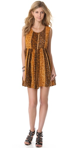 MINKPINK Fair Game Dress