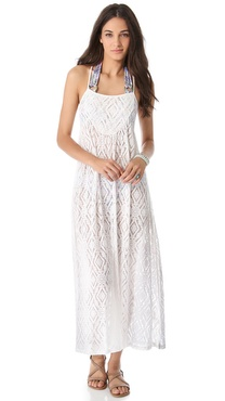MINKPINK Gracie Maxi Coverup Dress