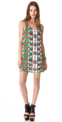 MINKPINK Empire of the Sun Dress