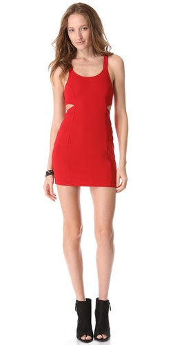 MINKPINK Fonda Mini Dress