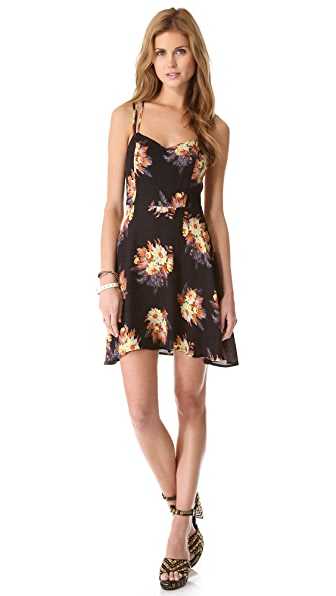 MINKPINK Darkness Sundress