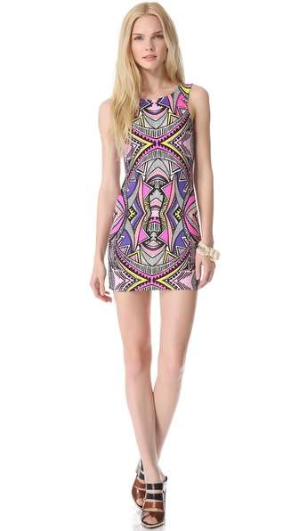MINKPINK Wonderland Mini Dress
