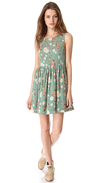 MINKPINK Notebook Dress