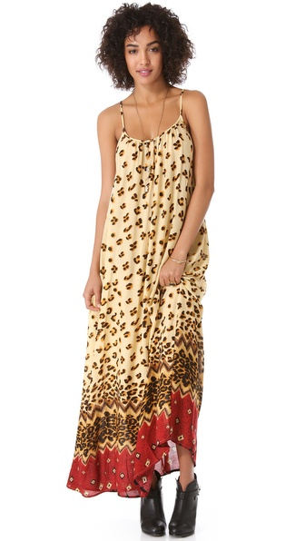 MINKPINK Wild Thing Maxi Dress