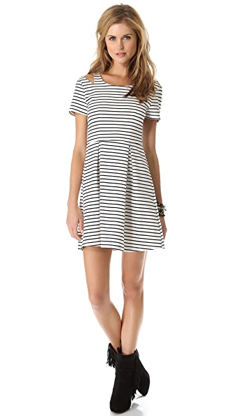 MINKPINK Hello Sailor Dress