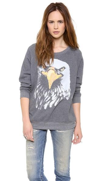 MINKPINK Like A Hawk Sweatshirt