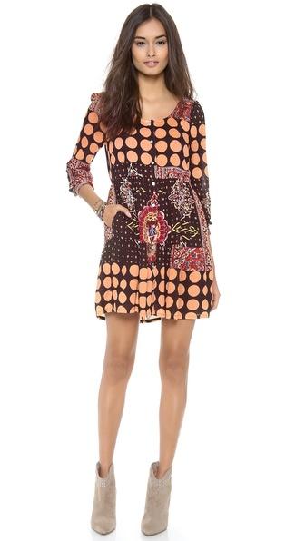 MINKPINK Dig It Dress