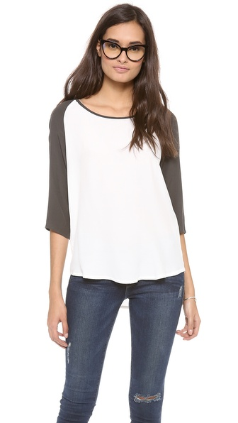 MINKPINK Back to Basics Top