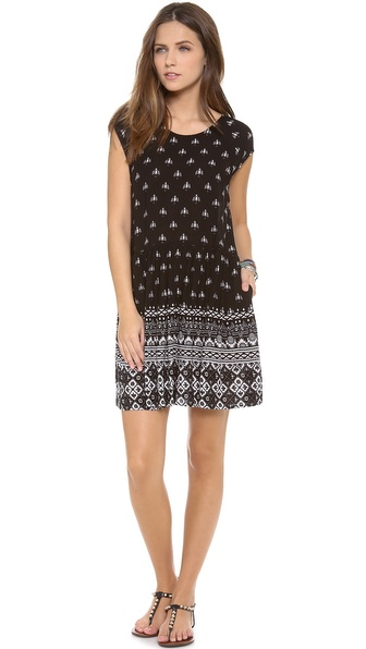 MINKPINK Native Nights Dress
