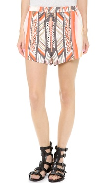 MINKPINK Temple Shorts