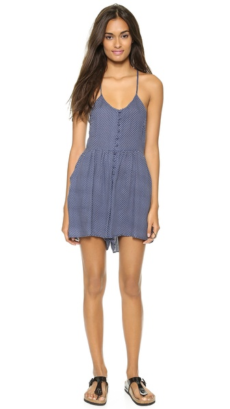 MINKPINK Bold as Love Romper