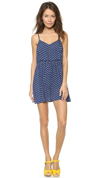 MINKPINK Picnic Date Cover Up Dress