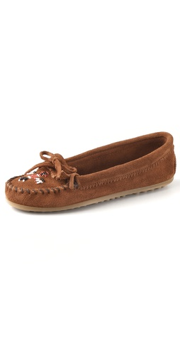 Minnetonka Thunderbird II Moccasin Flats