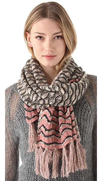 Missoni Wave Scarf