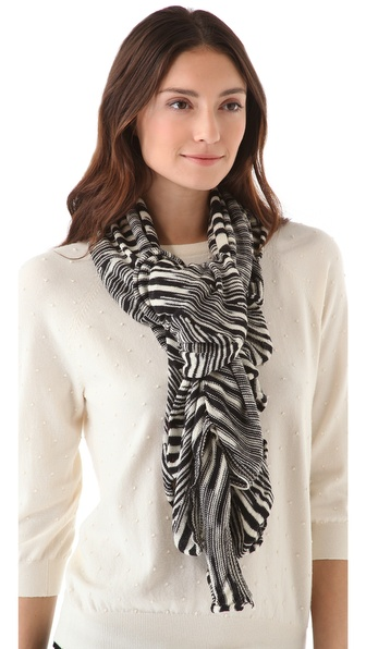 Missoni Ruffle Scarf