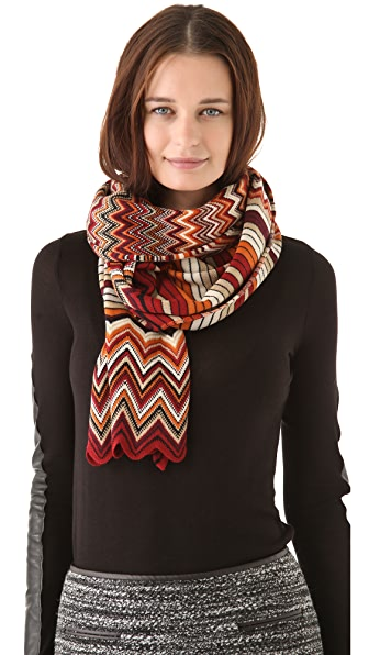 Missoni Autumn Scarf