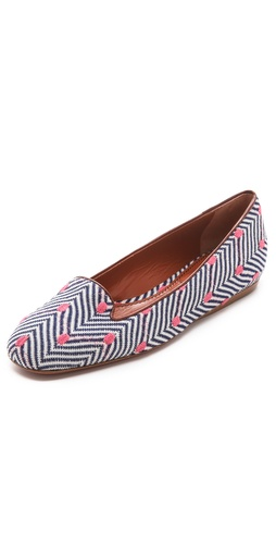 Missoni Square Top Flats at Shopbop / East Dane