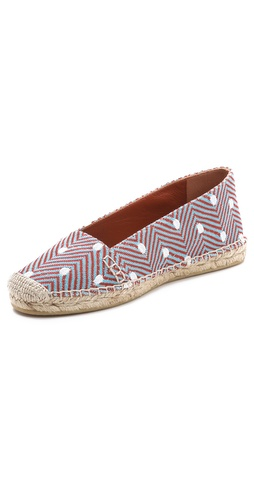 Missoni Dotted Espadrilles at Shopbop.com