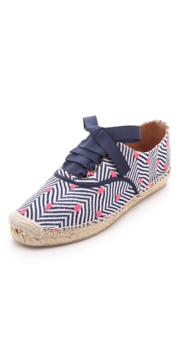 Missoni Dotted Espadrille Sneakers at Shopbop.com