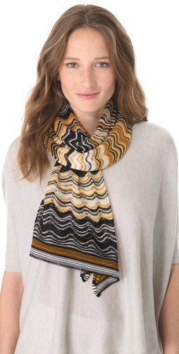 Missoni Wave Print Stole at Shopbop.com