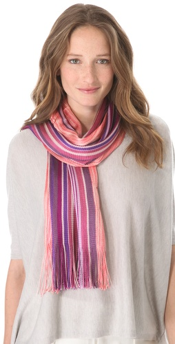 Missoni Vertical Stripe Scarf at Shopbop / East Dane