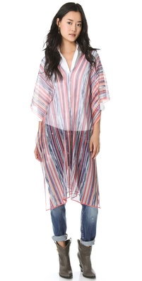 Missoni Caftan Poncho
