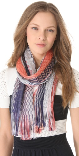 Missoni Zigzag Stole at Shopbop.com
