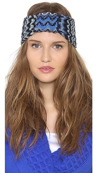 Missoni Mini Wave Headband