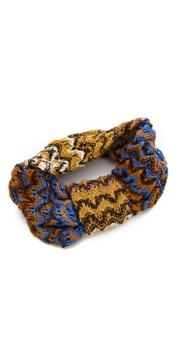 Missoni Mini Wave Headband at Shopbop / East Dane