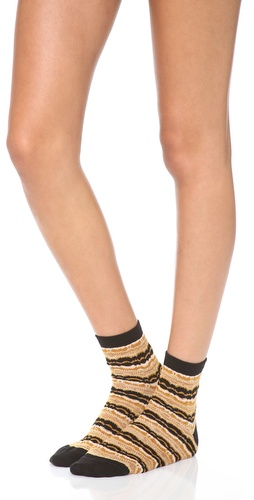 Missoni Stripe Socks at Shopbop / East Dane