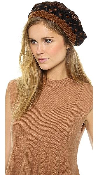 Missoni Basque Hat
