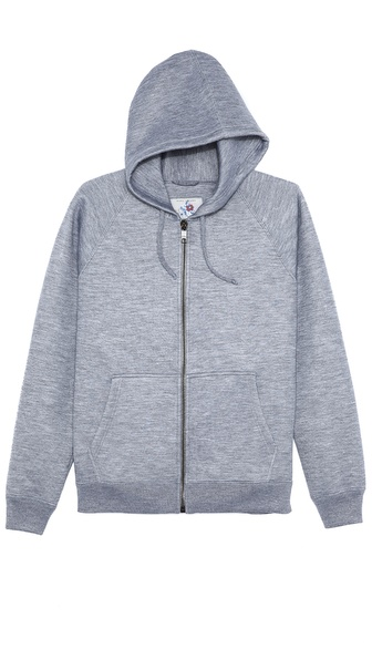 Marc Jacobs Silk and Cashmere Hoodie