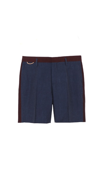 Marc Jacobs Contrast Trim Shorts
