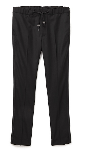 Marc Jacobs Wool Pants with Piping