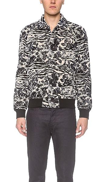 Marc Jacobs Velvet Blouson Jacket
