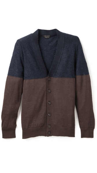 Marc Jacobs Colorblock Cardigan