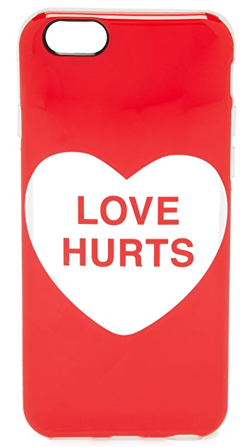 Marc Jacobs Love Hurts iPhone 6 / 6s 护套