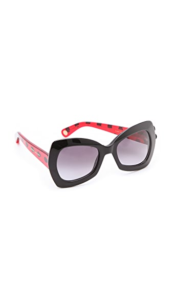 Marc Jacobs Sunglasses Polka Dot Sunglasses