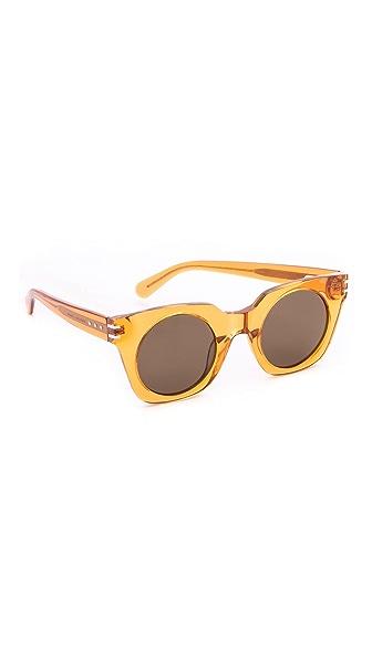 Marc Jacobs Sunglasses Transparent Sunglasses