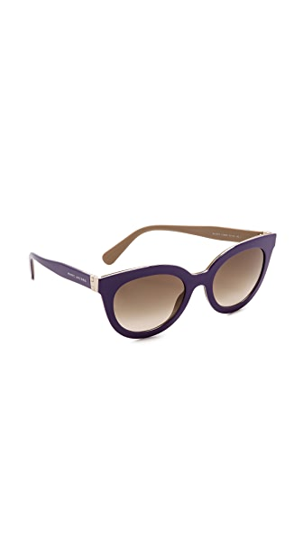 Marc By Marc Jacobs Marc By Marc Jacobs Thick Frame Sunglasses (Multicolor)