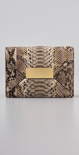 Michael Kors Collection Quinn Envelope Clutch