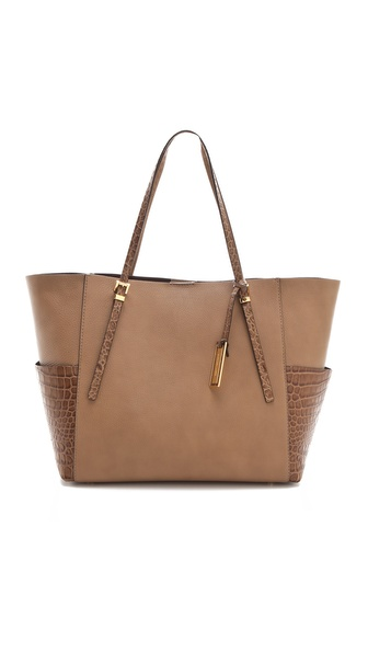 Michael Kors Collection Gia EW Pocket Tote