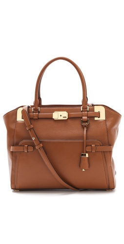 Michael Kors Collection Blake Large Satchel at Shopbop.com