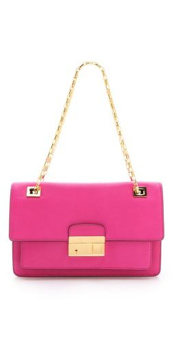 Michael Kors Collection Gia Shoulder Flap Handbag at Shopbop / East Dane