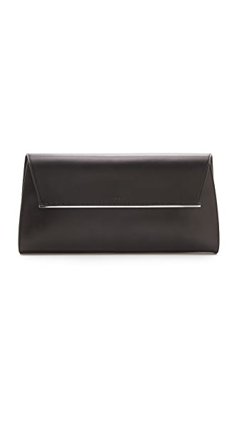 Michael Kors Collection Taylor Large Elongated Clutch