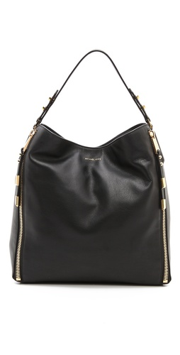 Michael Kors Collection Miranda Zips Shoulder Bag at Shopbop / East Dane