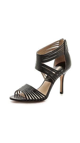 Michael Kors Collection Johanna Multistrap Sandals