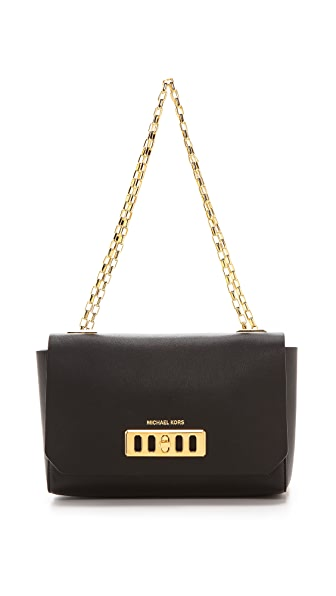 Michael Kors Collection Vivian Shoulder Flap Bag
